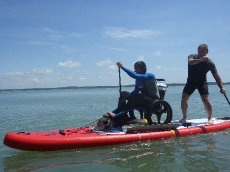 Le Stand Up Paddle accessible à tous