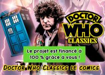 Doctor Who Classics, le volume 1 du comics