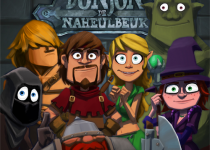 THE DUNGEON OF NAHEULBEUK - THE SERIES
