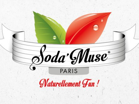 SODA'MUSE: le 1er soda 100% fun et naturel !!