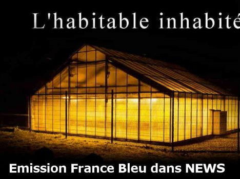 L'Habitable inhabité - le livre de photos
