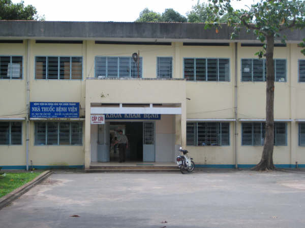 Hopital de Long Thanh
