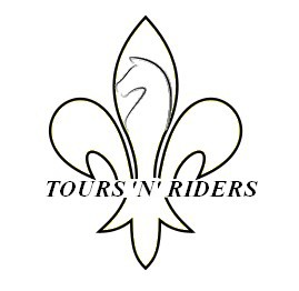 Logo Tours'n Riders